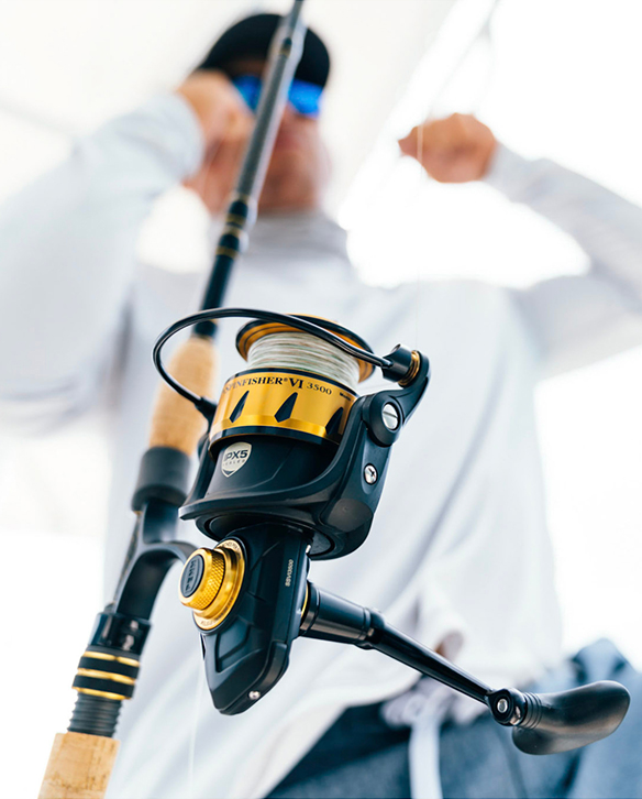 Penn Spinfisher Spinning Reel